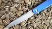 купить Нож Real Steel G5 Metamorph Intense Blue 7832