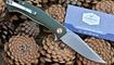 Раскладной нож GT958 green купить в Украине