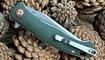 Раскладной нож TunaFire GT958 green оригинал