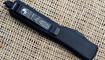 nozh microtech ultratech t/e otf knife carbon fiber otzyvy