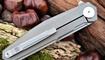 Нож Real Steel S3 Puukko Flipper 9512 ручная работа