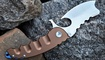 нож Todd Heeter MOW 169 тесты