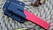 фронтальный нож Microtech HALO 5 Drop Point фото