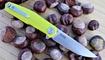 Нож Real Steel G3 Light fruit green 7815 цена
