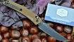 Нож складной Sanrenmu 9211-GW Белая Церковь