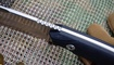 Туристический нож Bolte Lion2