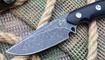 Кемпинговый нож LW Knives Small Fixed Blade_1
