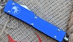 фронтальный нож Microtech Ultratech Double Edge купить