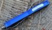 фронтальный нож Microtech Ultratech Double Edge фото