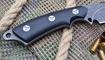 Кемпинговый нож LW Knives Small Fixed Blade_9