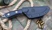 Кемпинговый нож LW Knives Small Fixed Blade_12