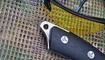 Тактический нож LW Knives Large Fixed Blade7