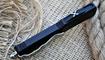 фронтальный нож Microtech UTX-85 Tanto купить