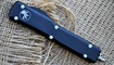 фронтальный нож Microtech UTX-85 Tanto реплика