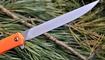 Туристический нож Fisherman Slim Flipper TC027 оранж Одесса