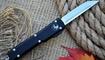фронтальный нож Microtech UTX-85 Tanto копия