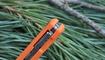 Туристический нож Fisherman Slim Flipper TC027 оранж заказать
