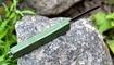 Выкидной нож-брелок зеленый в Украине