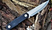 nozh real steel bushcraft zenith scandi testy
