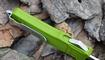 Выкидной нож Microtech Combat Troodon tanto green в Украине