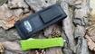 Выкидной нож Microtech Combat Troodon tanto green в Черновцах