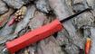 Выкидной нож Microtech Combat Troodon tanto red в Харькове