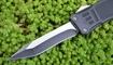 Выкидной нож Microtech Combat Troodon OTF black