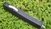 Выкидной нож Microtech Combat Troodon OTF black в интернете