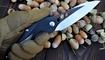 купить нож Brous Blades Isham Raven Flipper