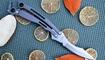 Нож бабочка Spyderco Szabofly B03 купить