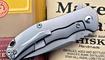 Складной нож CH Outdoor CH3504S gray цена
