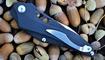 нож Brous Blades Isham Raven Flipper реплика