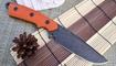 Туристический нож LW Knives Large Fixed Blade7