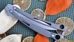 Нож бабочка Spyderco Szabofly B03 Украина