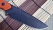 Туристический нож LW Knives Large Fixed Blade8