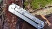 Нож Chris Reeve Large Sebenza 21 damask тесты