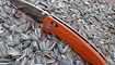 Нож Y-START JIN04 orange3