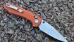 Нож Y-START JIN04 orange4