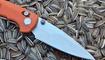 Нож Y-START JIN04 orange5