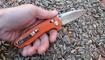 Нож Y-START JIN04 orange6