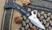 Нож Spyderco Jot Singh Khalsa C40GP