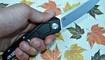 нож Maxace Ptilopsis обзор