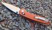 Нож Y-START JIN04 orange8