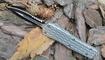 Автоматический фронтальный нож Microtech Combat Troodon реплика