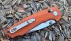 Нож Y-START JIN04 orange11