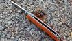 Нож Y-START JIN01 orange3