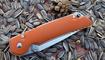 Нож Y-START JIN01 orange9
