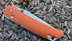 Нож Y-START JIN01 orange10