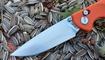 Нож Y-START JIN02 orange1