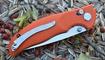 Нож Y-START JIN02 orange11